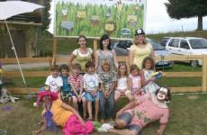 Kinderspaß in der Villa Kunterbunt im Karnerhof