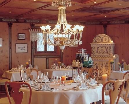 Stilvoll speisen im Hotel Trofana Royal