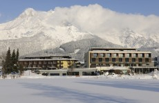 Hotel Ritzenhof Aussenansicht