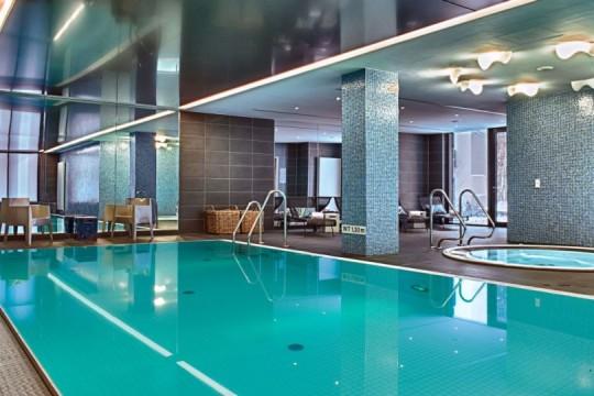 Pre Function Aerea im Adina Apartment Hotel Hamburg