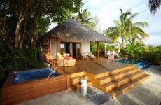 Premium Pool Villa Day des Baros Maledives