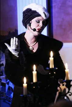 Musical-Star Cruela Desmond zu Gast im Maritim Hotel in Frankfurt