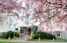 Das Bremer Garden Hotel im Frühjahr