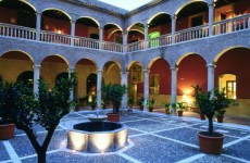AC Palacio de Santa Paula in Granada