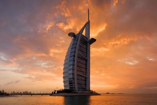 Bild: JT Touristik/ Burj Al Arab