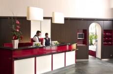 Lobby Econte Hotel Charlottenburg